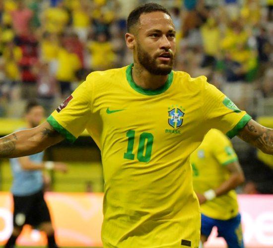 Hasil Pertandingan Brasil vs Uruguay